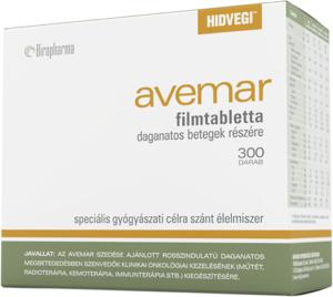 Avemar fermentált búzacsíra kivonat